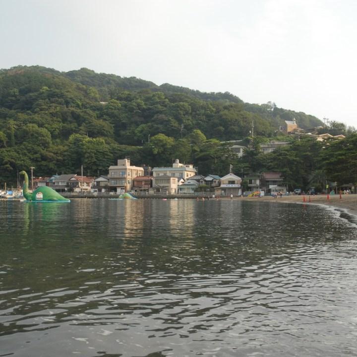 heda japan with kids izu peninsular water slide