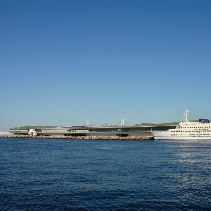 yokohama with kids cruise terminal