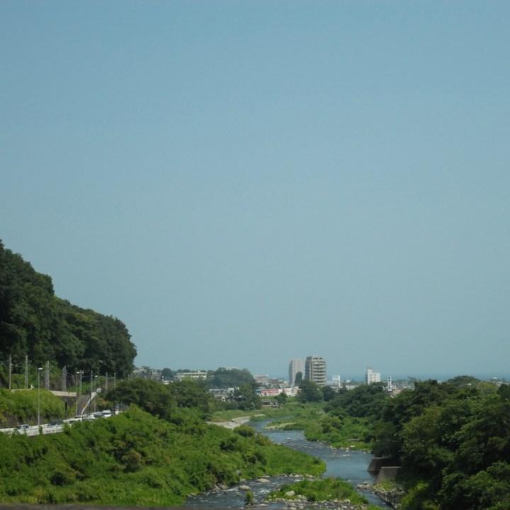 japan with kids driving holiday tokyo expressway to Shimoda