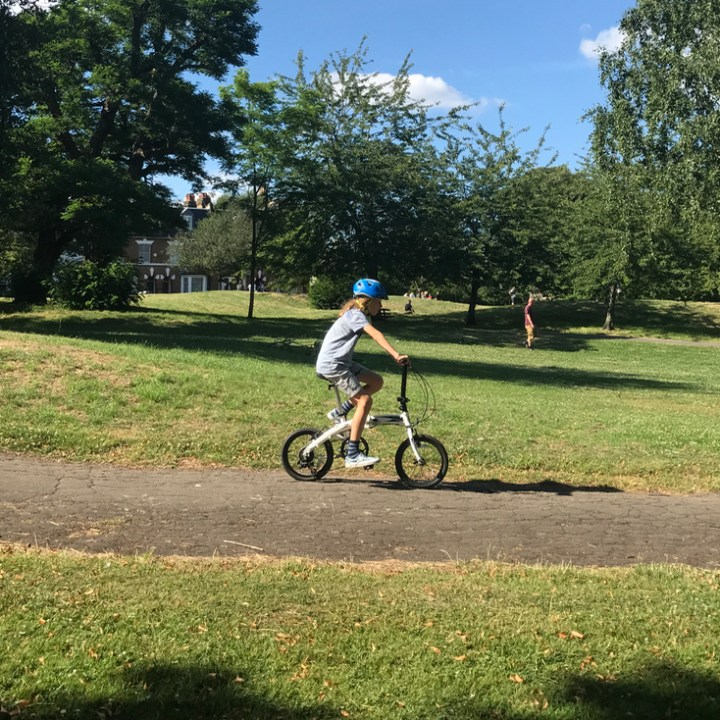 London, UK | Guide to Cycling with Kids in London and the UK