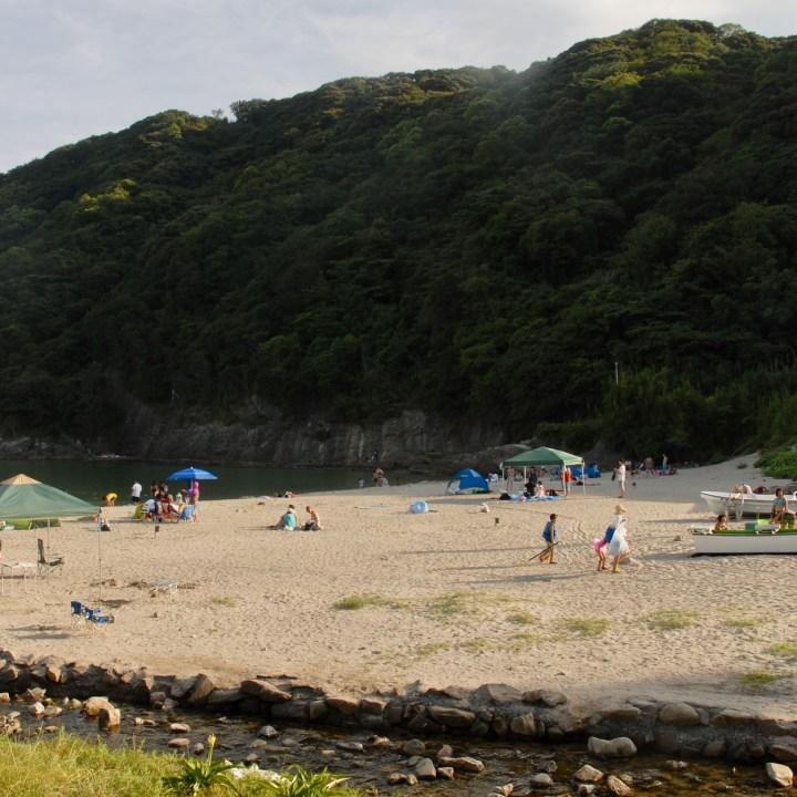 izu shimoda nabatehama beach