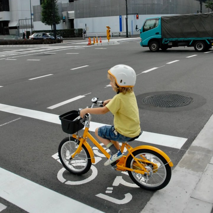 Tokyo, Japan | Guide to Cycling with Kids in Japan