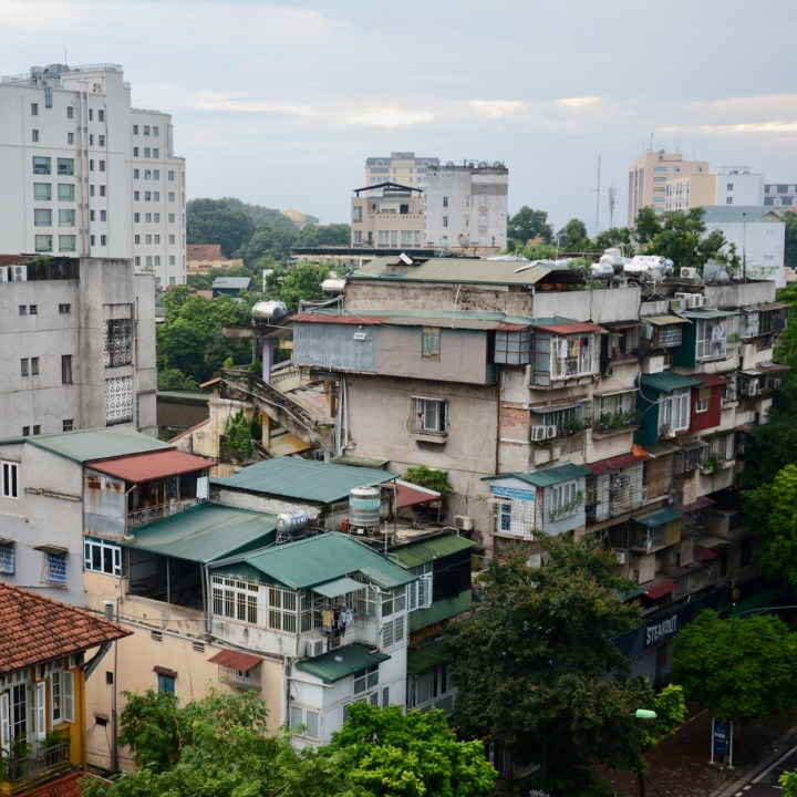 travel with kids vietnam hanoi apartment