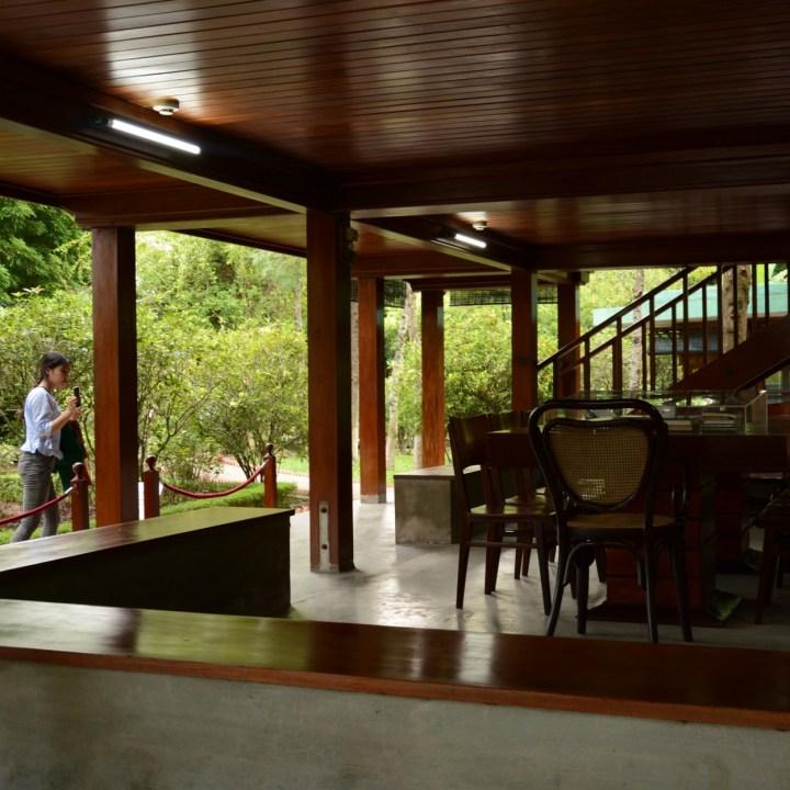 travel with kids vietnam hanoi ho chi minh stilt house