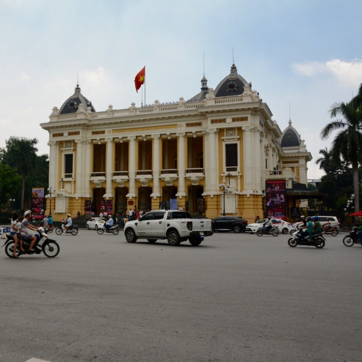 travel with kids vietnam hoi an opera house