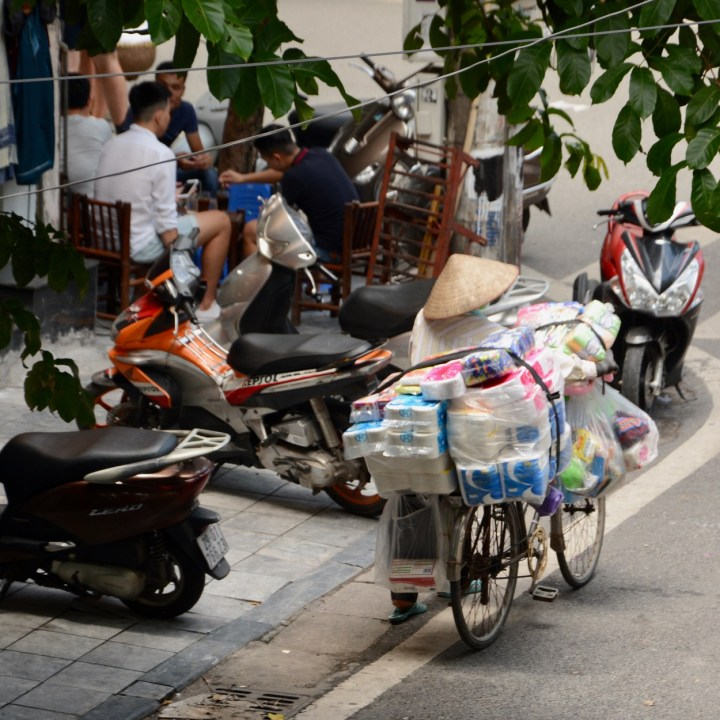 travel with kids vietnam hoi an transportation