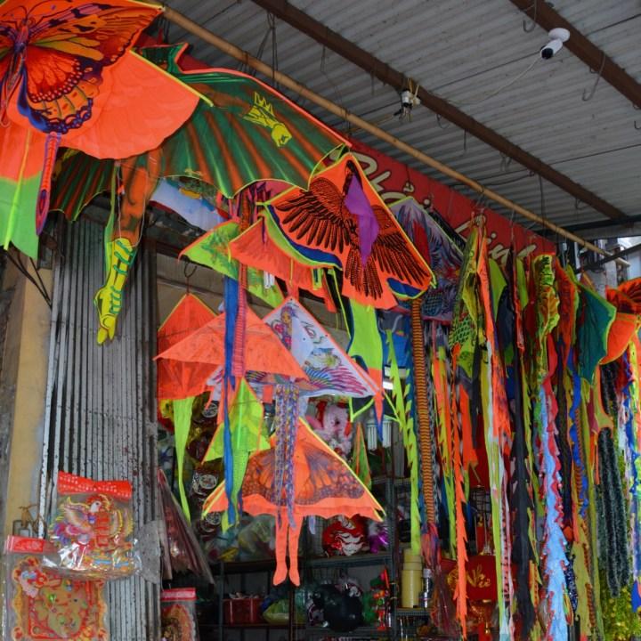 travel with kids vietnam hoi an kites