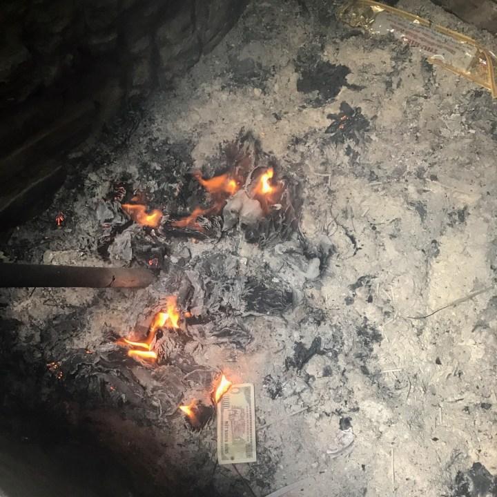 travel with kids vietnam hoi an money burning