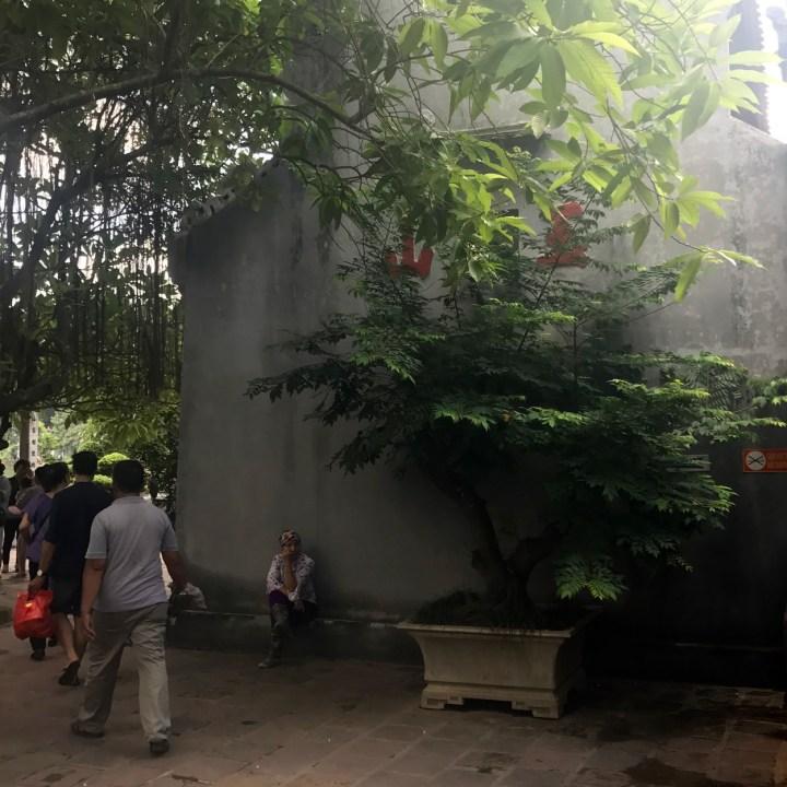 travel with kids vietnam hoi an temple building
