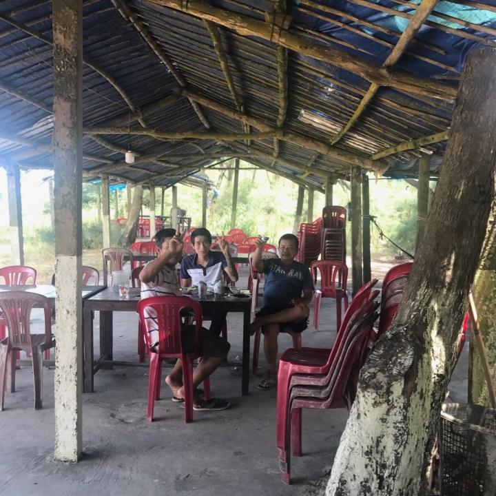 travel with kids vietnam hue locals