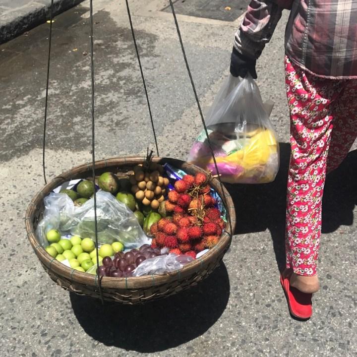 street fruit