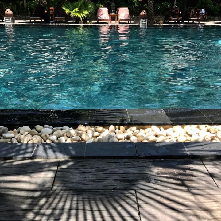 vietnam with kids hue pilgrimage hotel pool