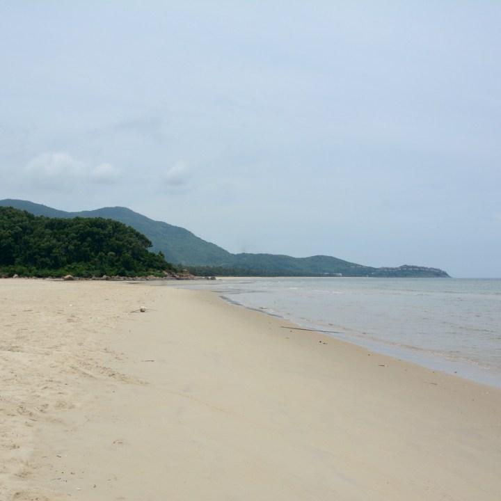 vietnam with kids vedana lagoon chan may beach views
