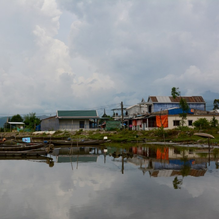 vietnam travel with kids vedana lagoon fishing village
