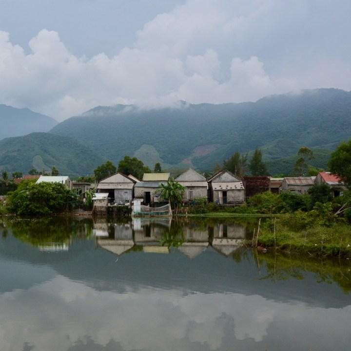 vietnam travel with kids da bac village