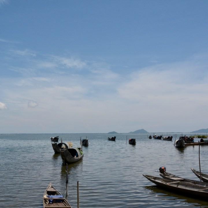 vietnam with kids vedana lagoon boats