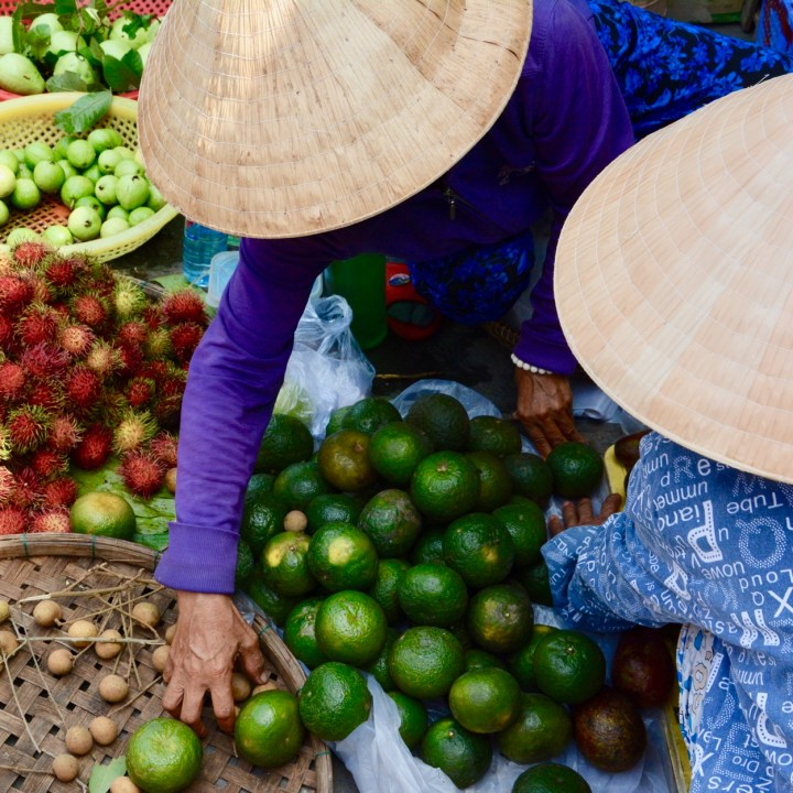 Hoi An, Vietnam | Discover the Local Food Markets in Hoi An