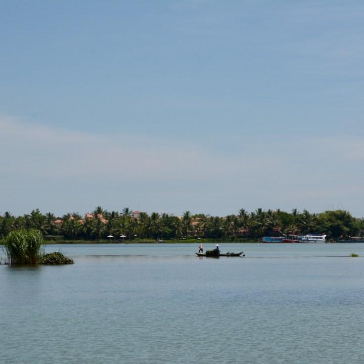 vietnam travel with kids hoi an rural bike ride fishermen