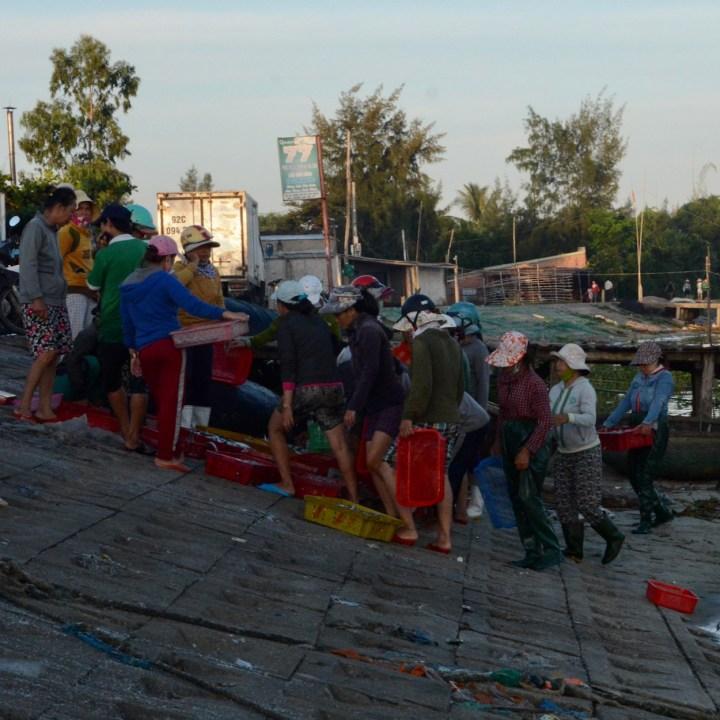 photo tour vietnam hoi an meeting