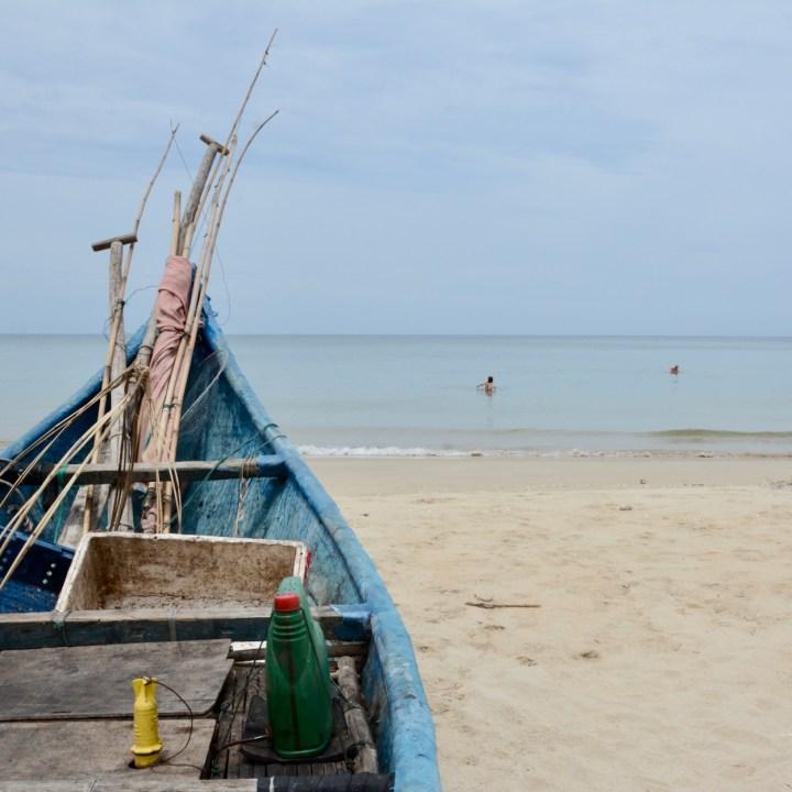 travel with kids vietnam tam than beach