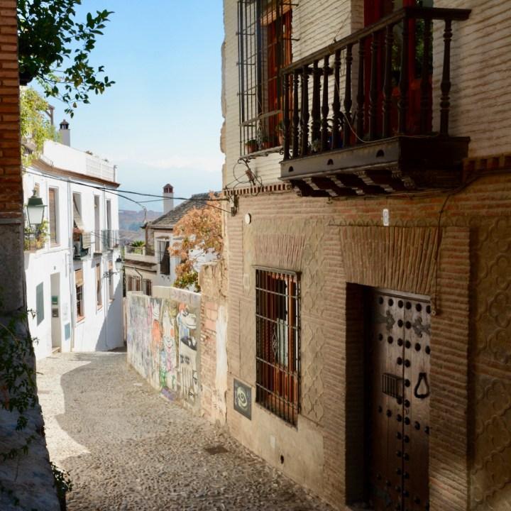 granada with kids corral de carbon shadows alleys