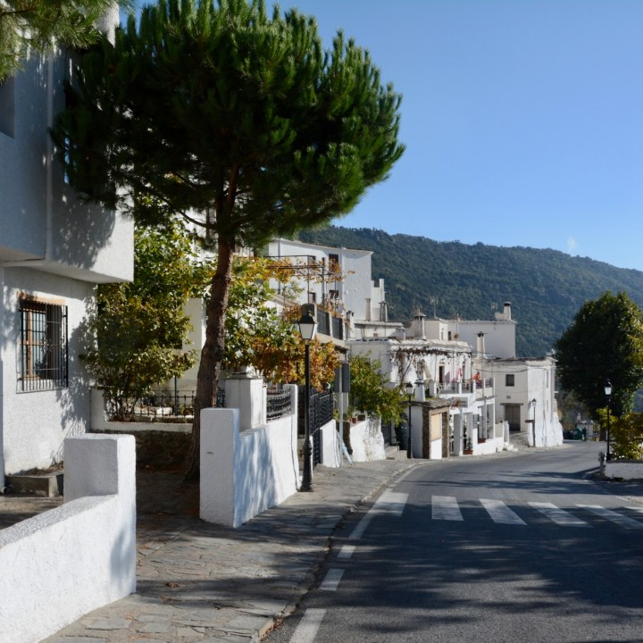 las alpujarras with kids bubion street view