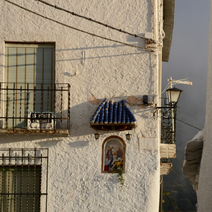 las alpujarras with kids bubion religious picture