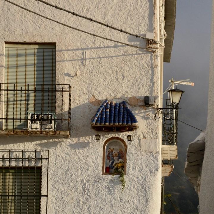 las alpujarras with kids bubion religious picture