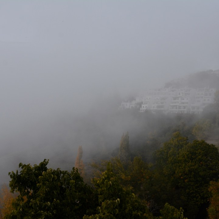 las alpujarras with kids bubion mist