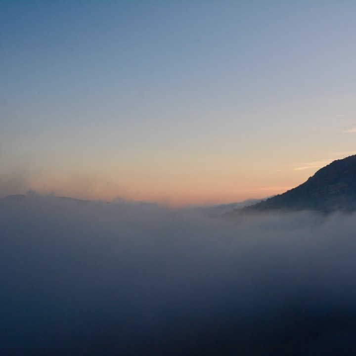 Las Alpujarras, Spain | An Atmospheric Evening Hike from Bubion to Capileira
