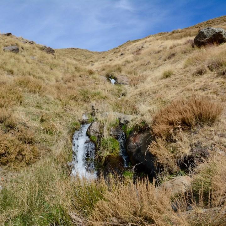hiking with kids las aplujarras poqueira gorge waterfall