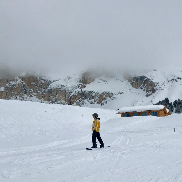 Seiser Alm/Alpe de Suisi, Italy | How to Train Your Teenager to Snowboard (or Ski)