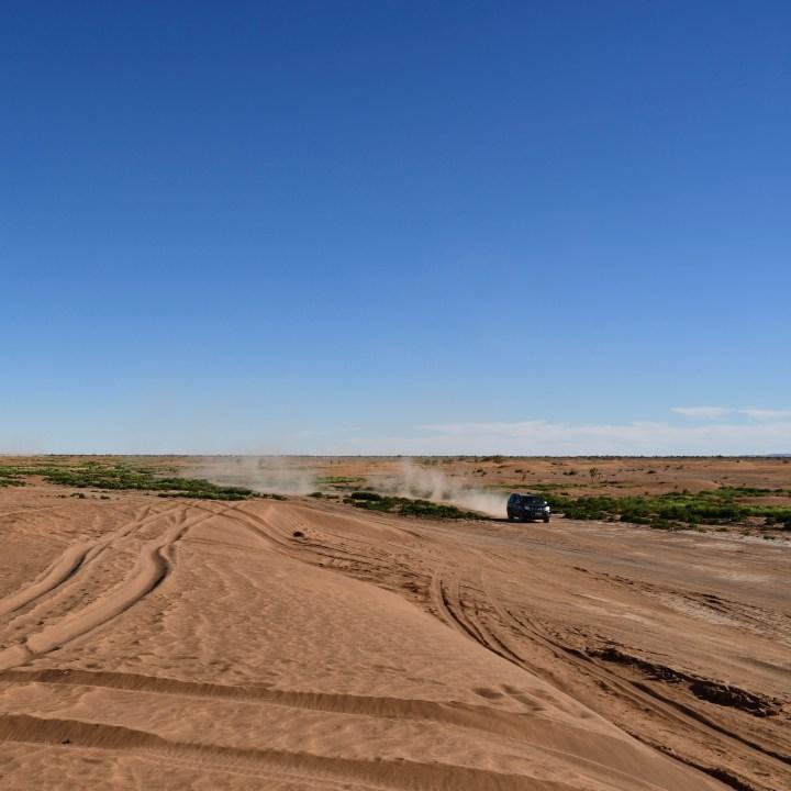 morocco with kids travel tips desert roads