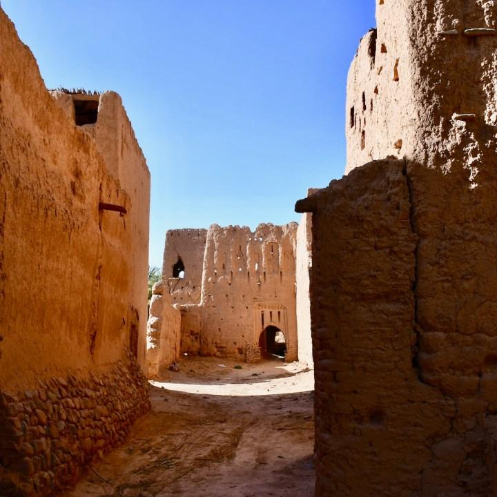 Agdz Morocco with kids Lodge Hara Oasis kasbah