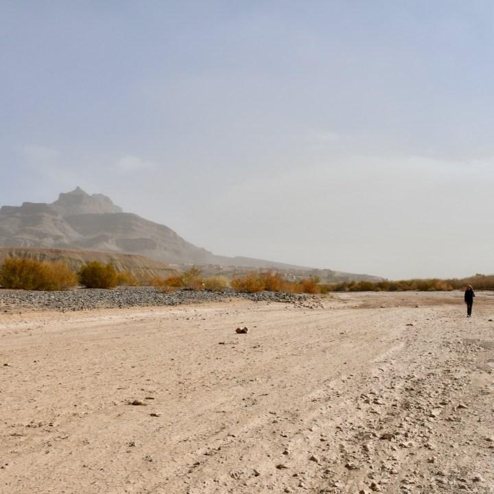 Agdz with kids Morocco river hike