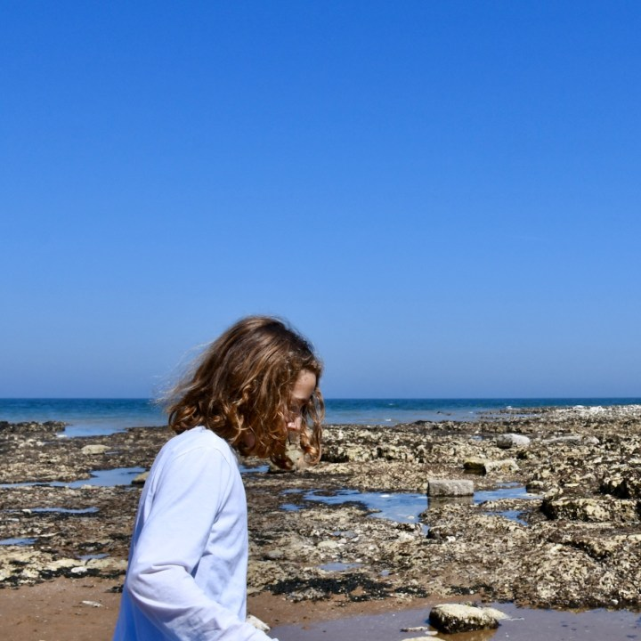 Broadstairs with kids rock pooling