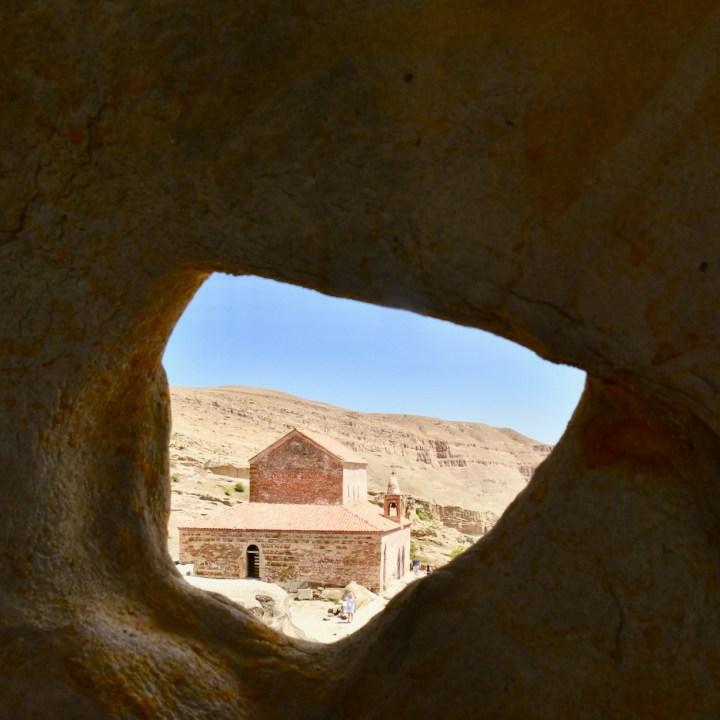 Uplistsikhe, Georgia | Visiting the Ancient Cave Town and Monastery at Uplistsike near Gori