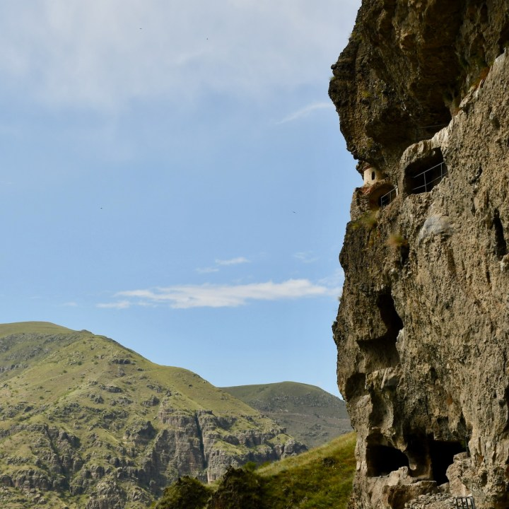 Vardzia, Georgia | Visisting Vanis Kvabebi, An Extraordinary Cave Monastery and Khertvisi Fortress