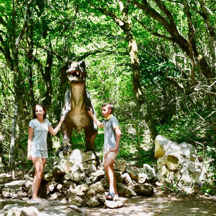 Sataplia Nature Reserve Georgia T Rex