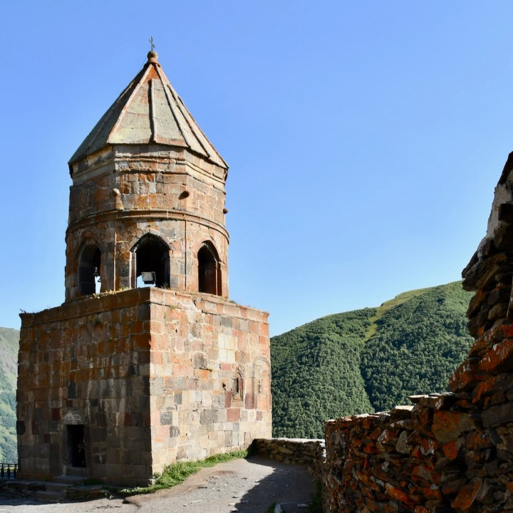 Sameba church tower