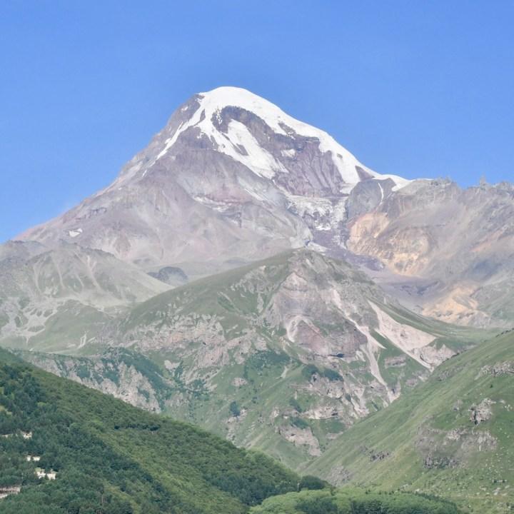 Mount Kazbegi