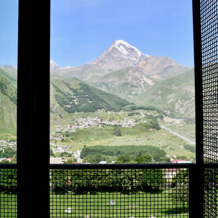 View of Mt Kazbek Rooms Hotel
