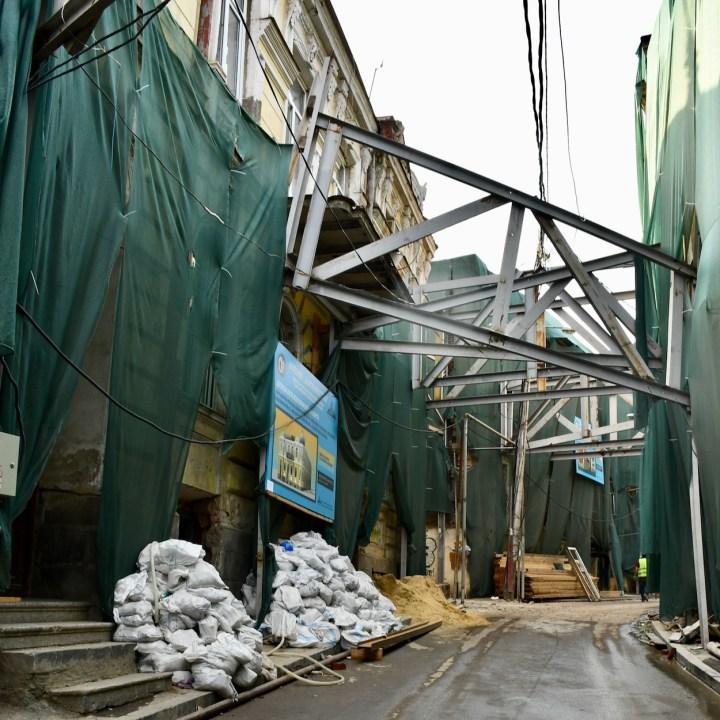 Tbilisi Betlemi renovations