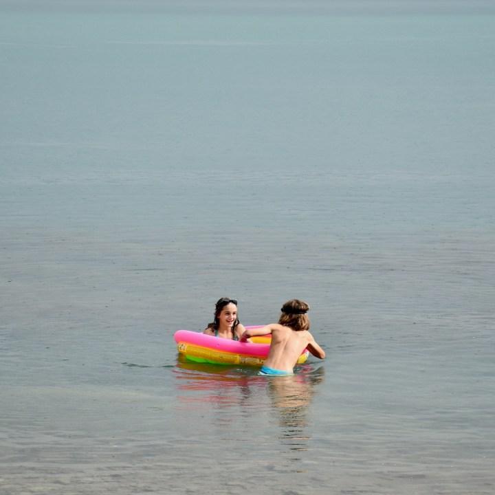 Tbilisi Sea paddle boat