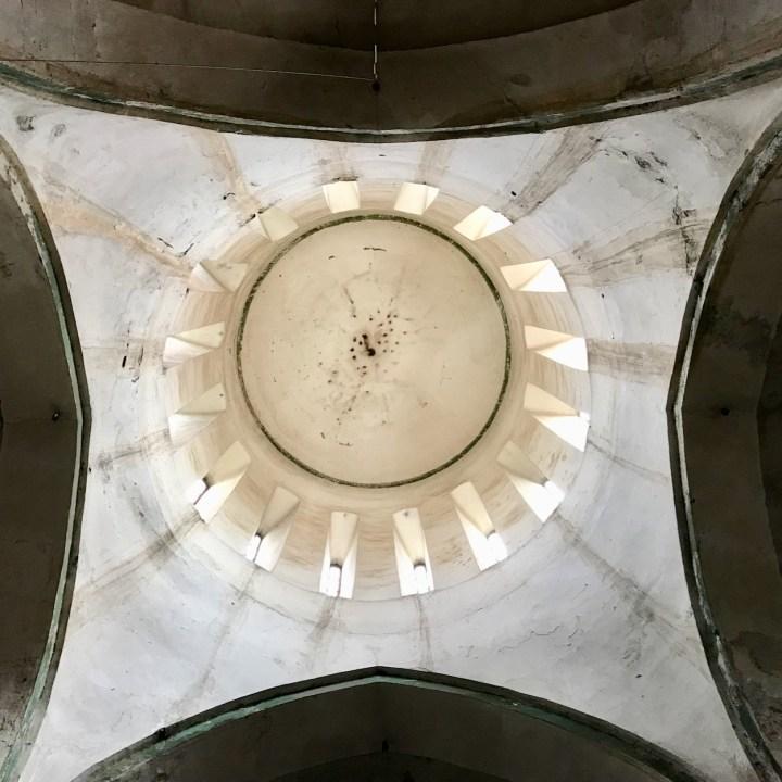 Ananuri church Georgia dome