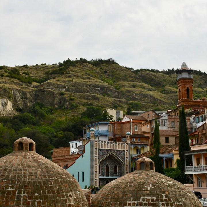 Tbilisi Georgia Chreli Abanao