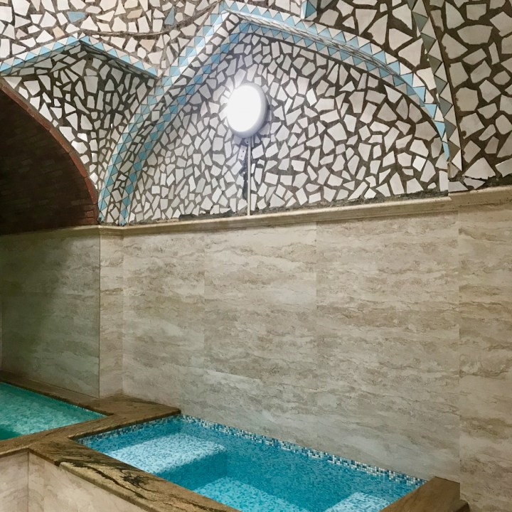 Tbilisi Georgia Gulo spa private room