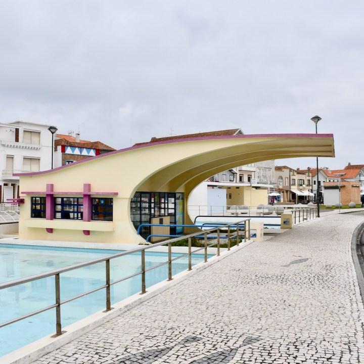 Costa Nova Portugal tourist information