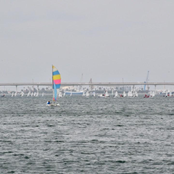 Costa Nova Portugal sailing