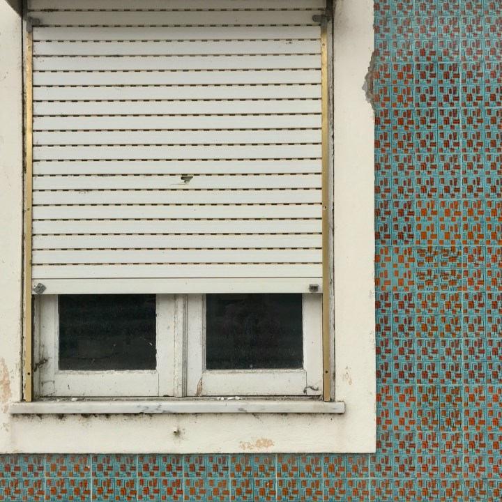 Aveiro Portugal window detail
